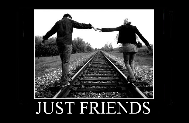can guys and girls be just friends