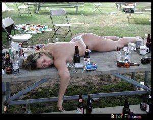 Drunk-Partygirl