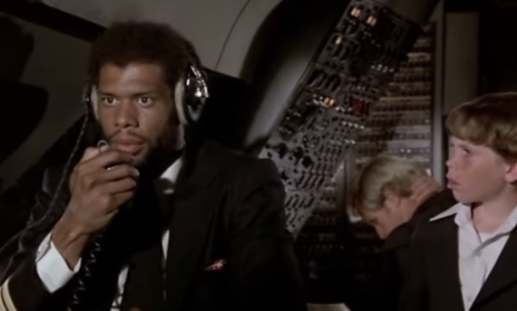 kareem airplane