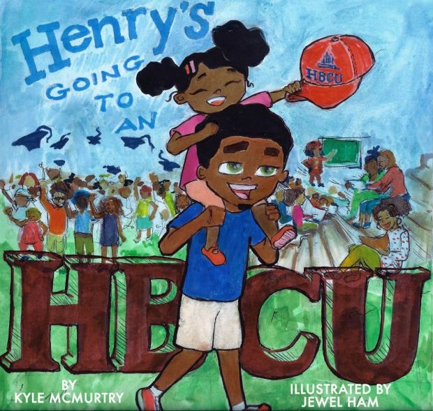 Henry's Going to an HBCU Cover Art