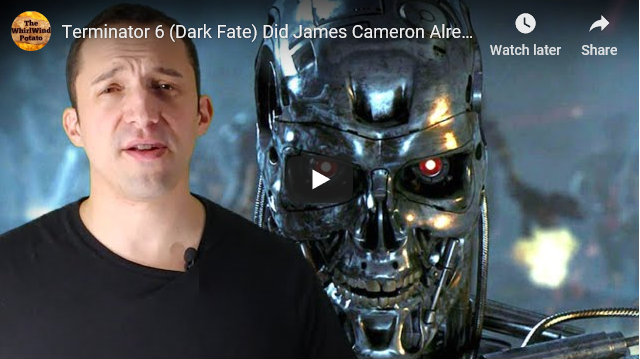 Terminator 6 (Dark Fate) Did James Cameron Already Tell Us