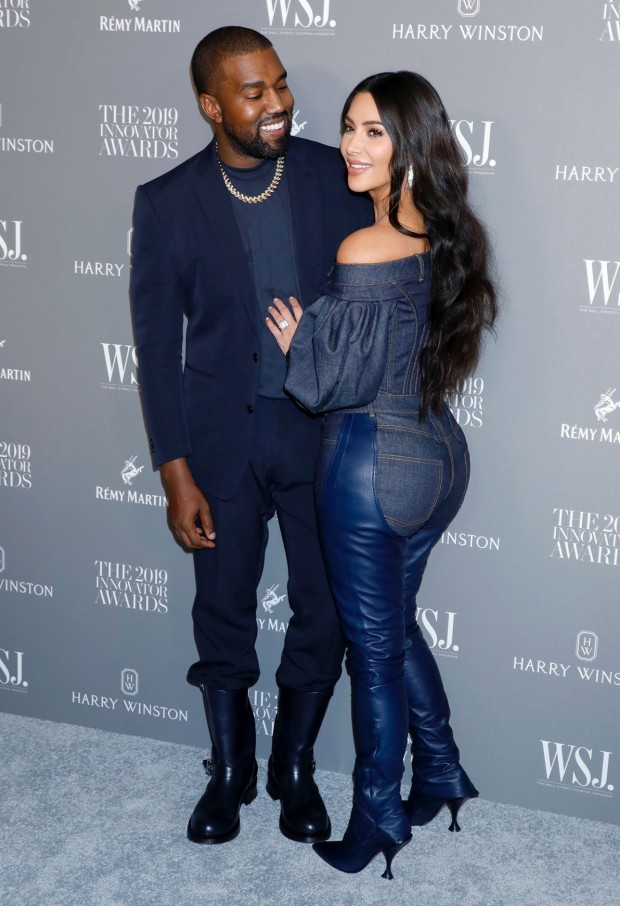 Kanye-West-and-Kim-Kardashian-West-Innovator-Awards